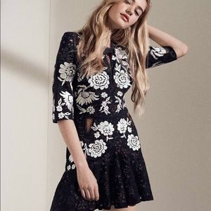 NWT For love and lemons Mallorca dress size small